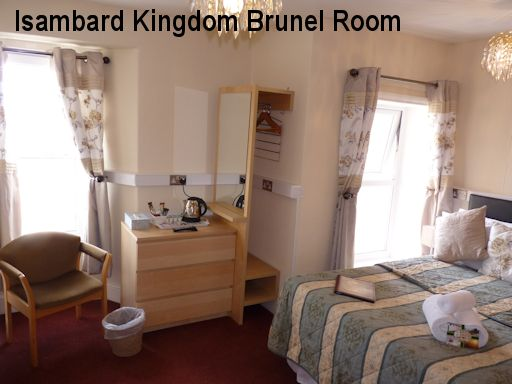Isambard Kingdom Brunel Room
