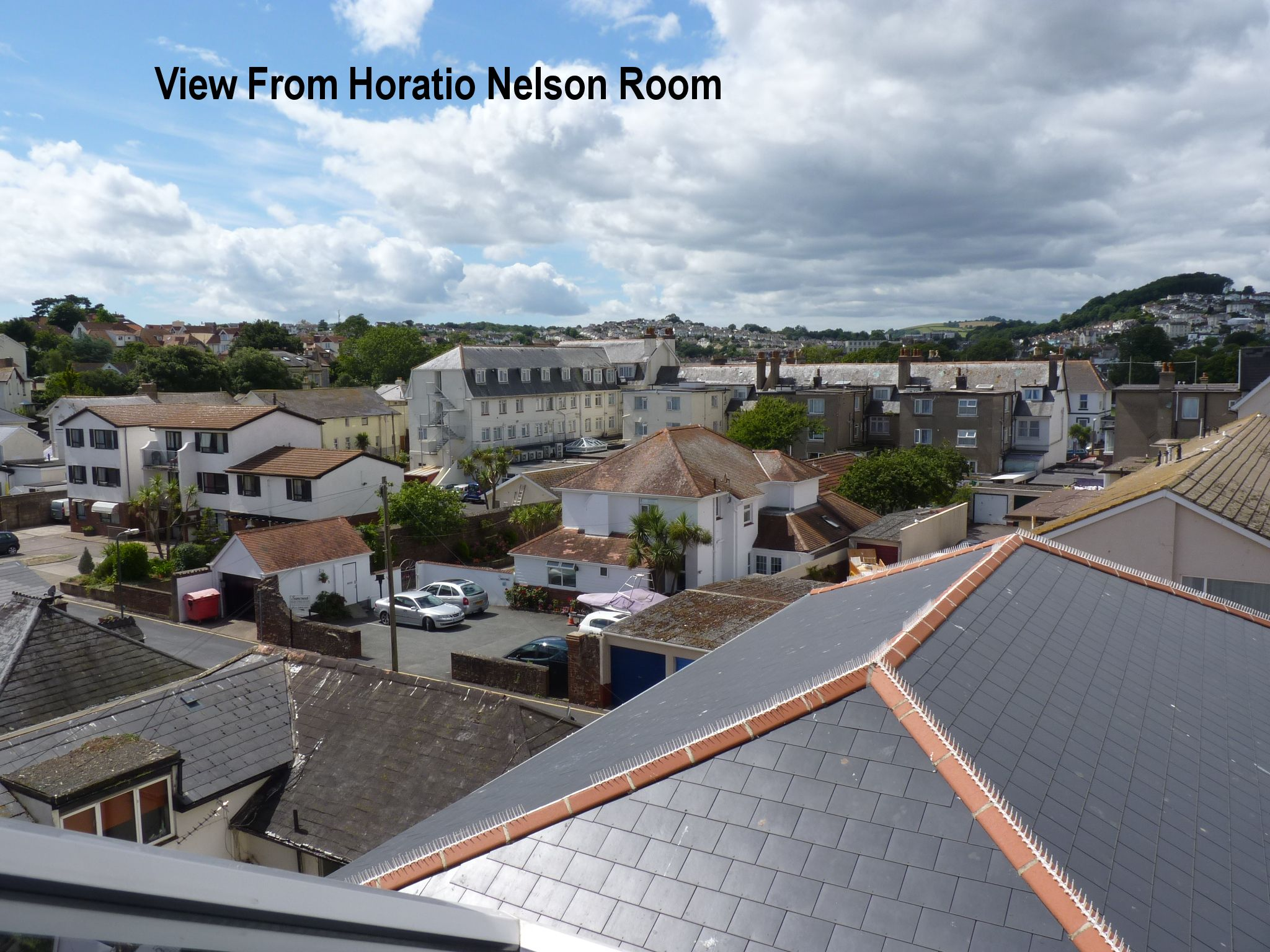 Horatio Nelson Town View