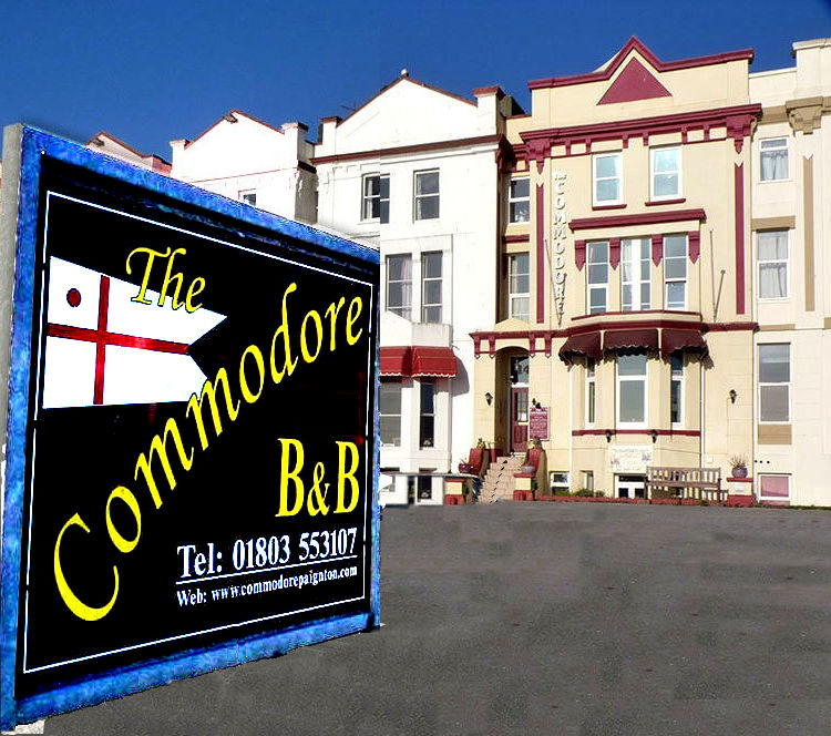 Commodore Bed and Breakfast Paignton