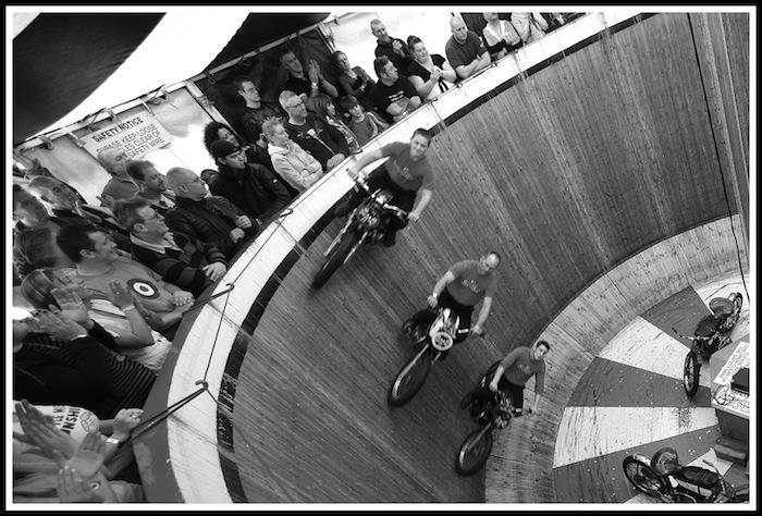 Hell riders race