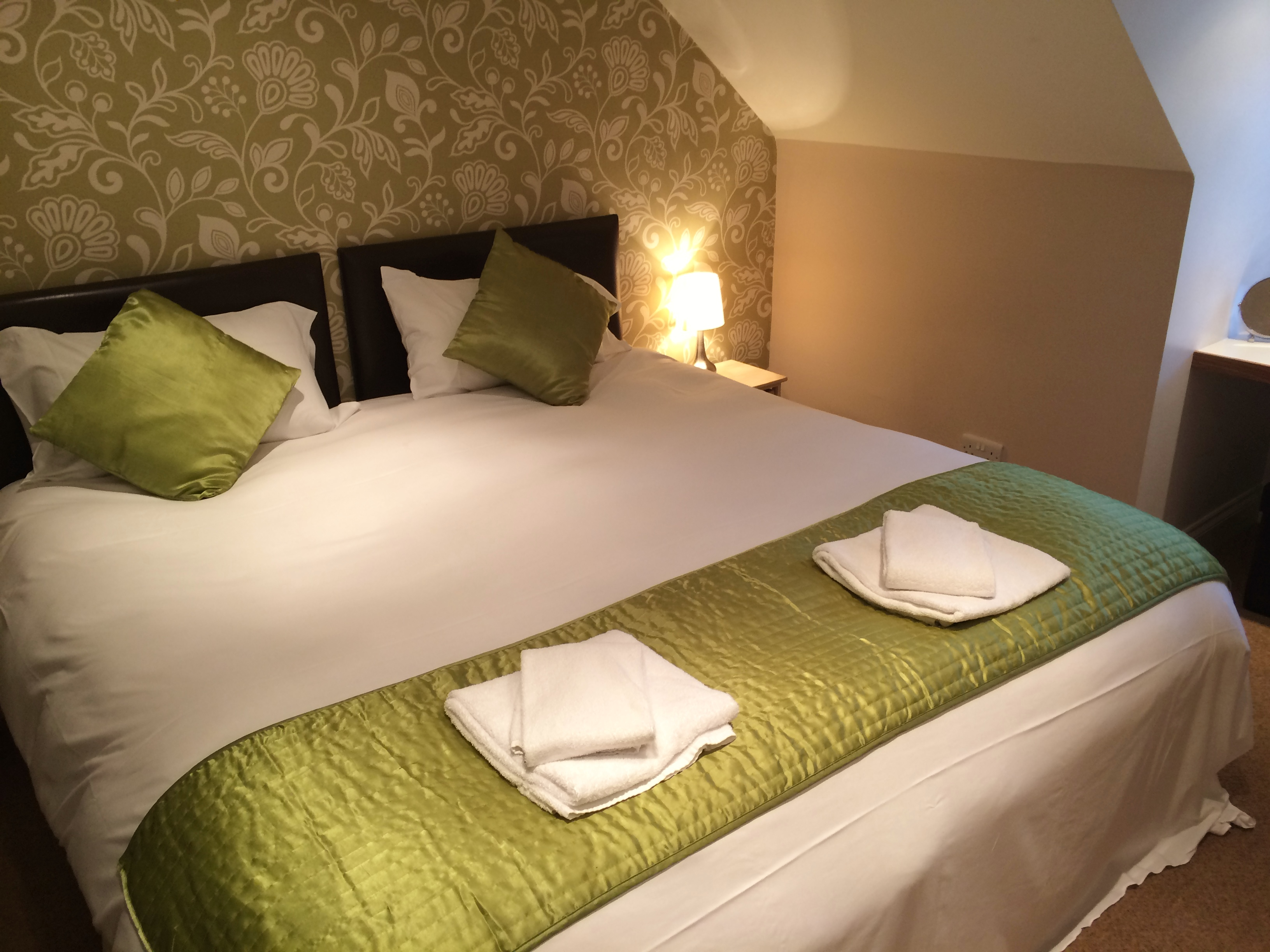 Accommodation at the House O Hill Inn Bargrennan, Newton Stewart