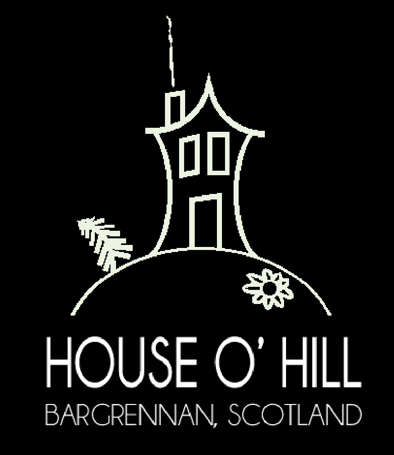 The House o' Hill Hotel is a charming restaurant with rooms set in the midst of the Galloway Forest Park in south west Scotland.