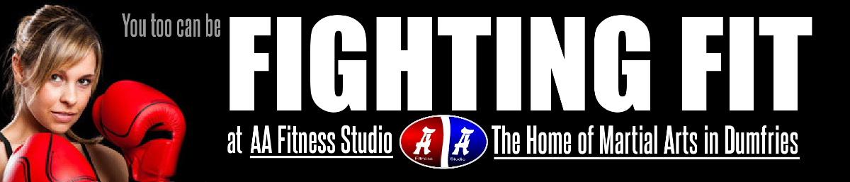 AA Fitness Studio Dumfries