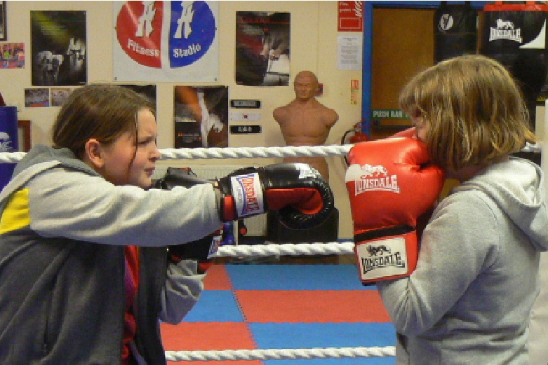 boxing for girls