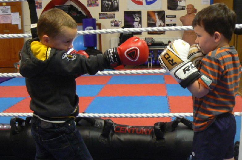 children's boxing Dumfries