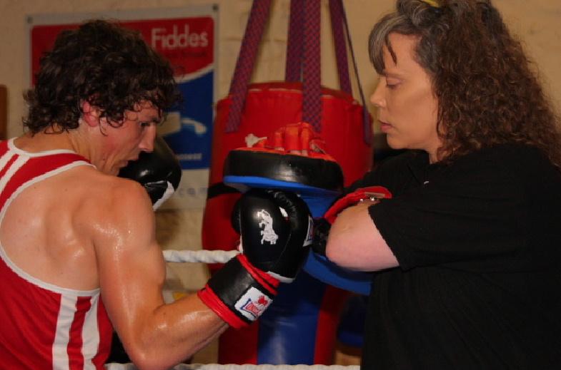 Doonhamers Amateur Boxing Club Dumfries