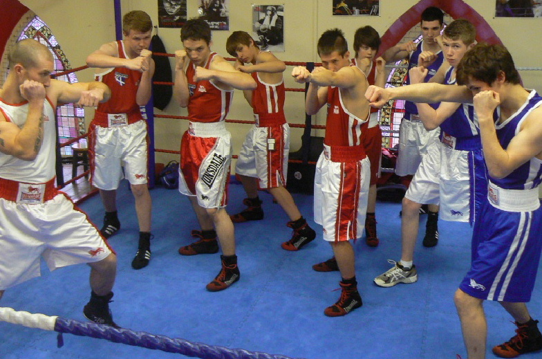 Boxing clubs Dumfries