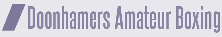 Click here for more information on the Doonhamers Amateur Boxing Club