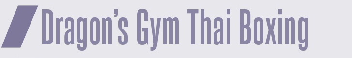 Dragon's Gym Thai Boxing