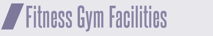AA Fitness Studio gym facilities