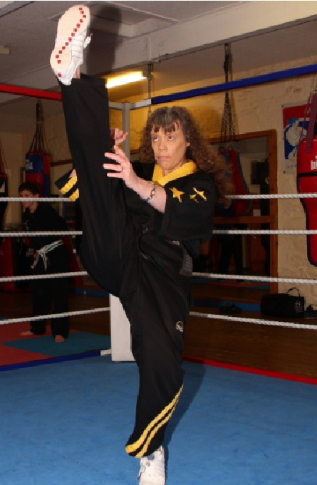 Anne Armstrong of AA Fitness Dumfries
