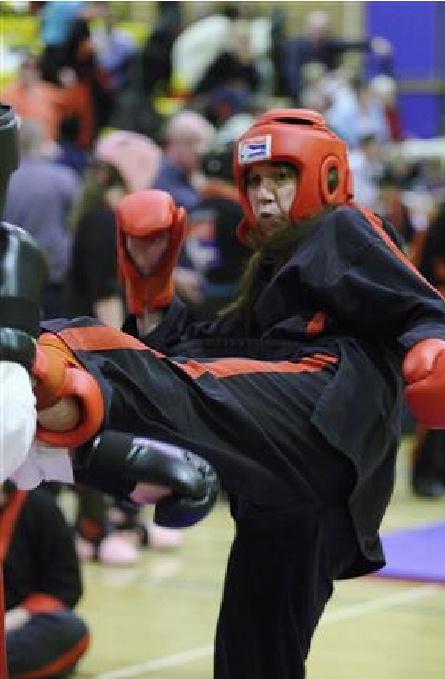 Matt Fiddes Martial Arts Dumfries