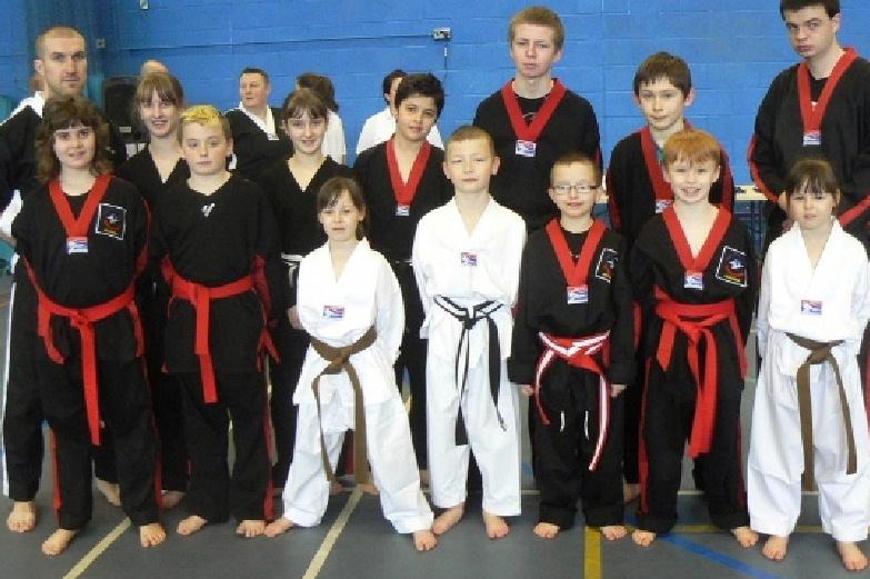 martial arts classes Dumfries