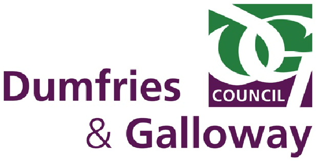 The 2014 Dalbeattie Chamber of Trade and Commerce website was part funded by Dumfries and Galloway Council