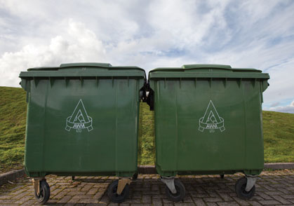 Armstrong Waste Management of Dumfries offers skip and container hire for commercial and domestic premises.