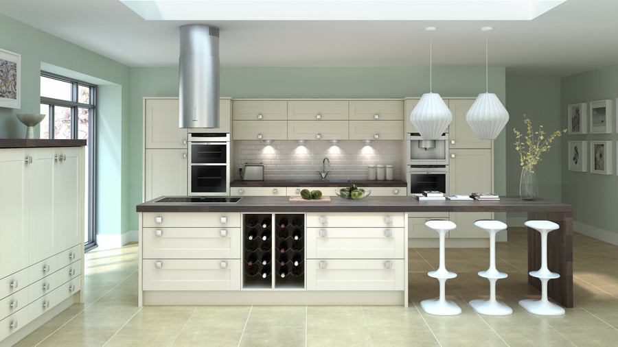 Genial Charles Rennie MacIntosh Kitchens From Splash Bathrooms And Kitchens Castle  Douglas