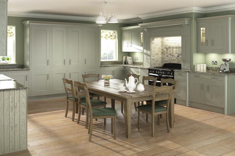 Splash Bathrooms and Kitchens | Charles Rennie Mackintosh Kitchens