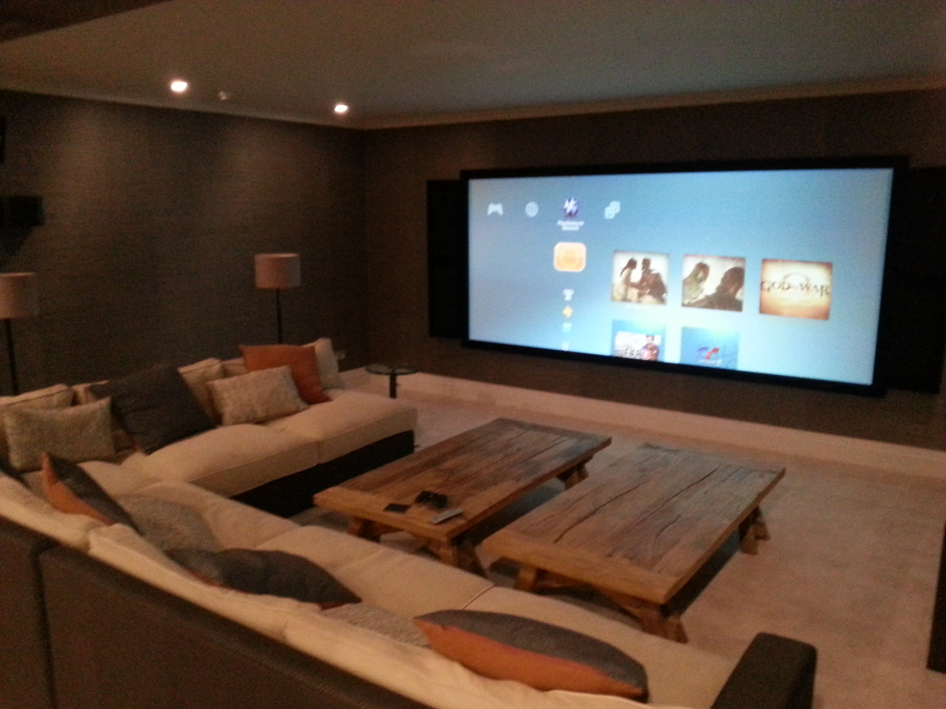 4k cinema system