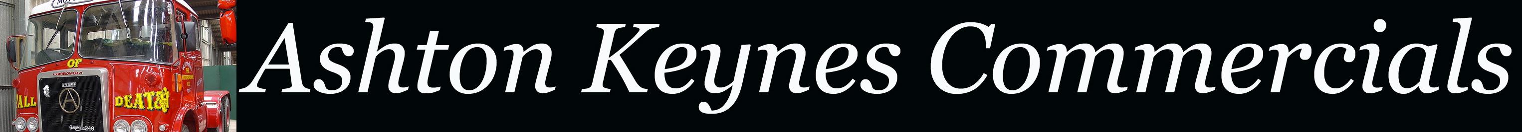 Ashton keynes commercials