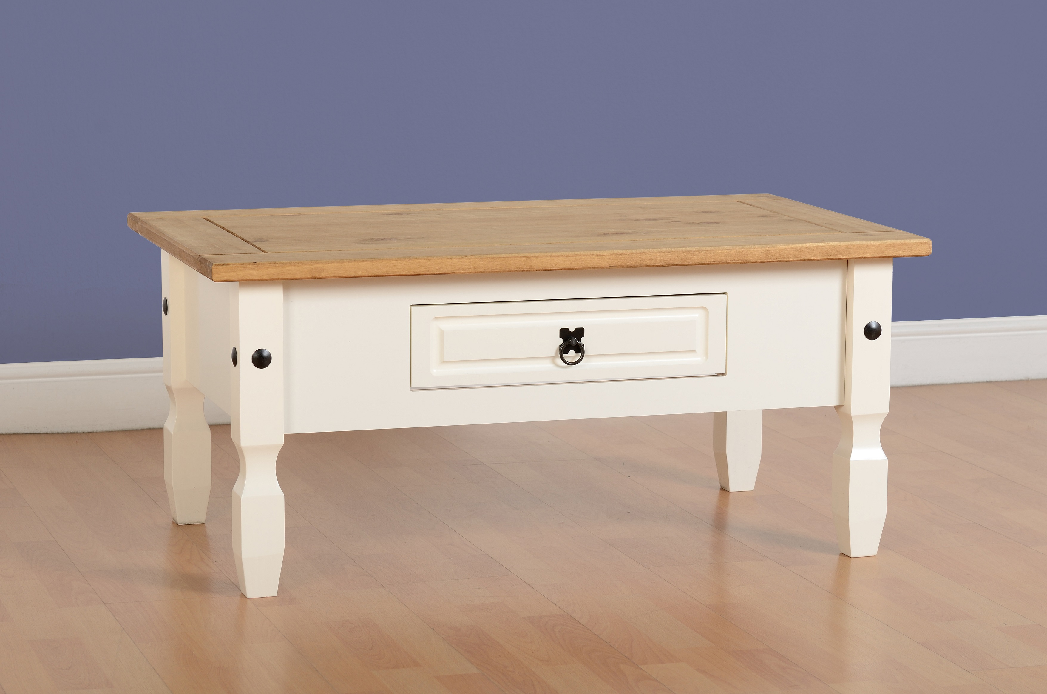 Cream Coffee Table With Drawers Rascalartsnyc