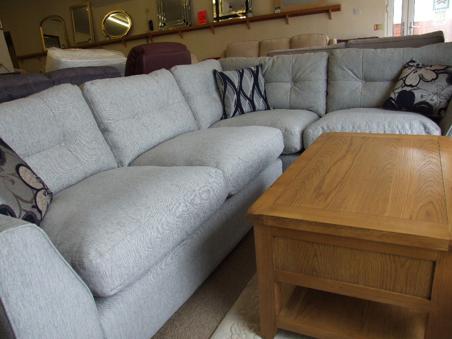 Corner suites from Bryan Gowans Dalbeattie