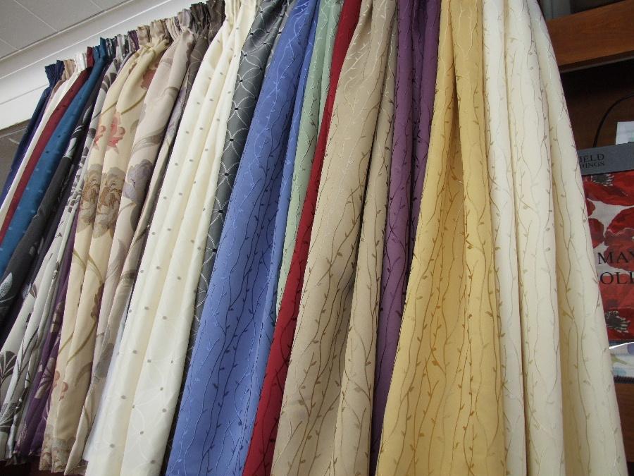 Curtains from Bryan Gowans Dalbeattie