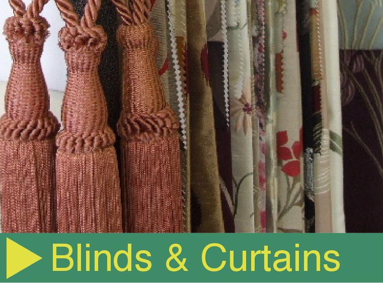 Bryan Gowans Dalbeattie curtains and blinds