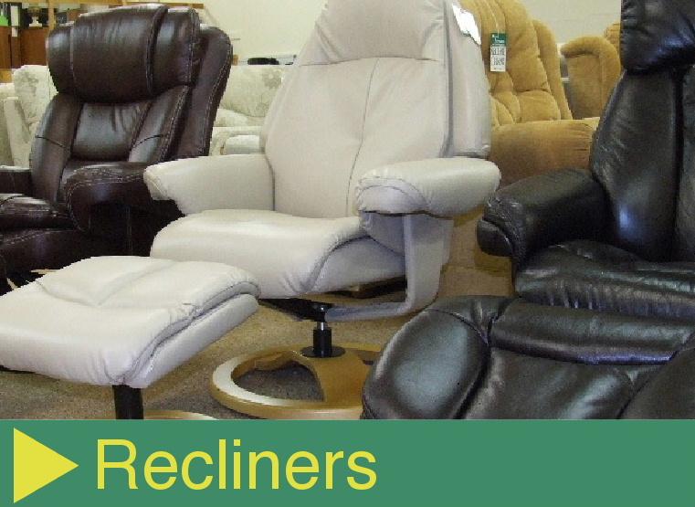 Bryan Gowans Dalbeattie recliners