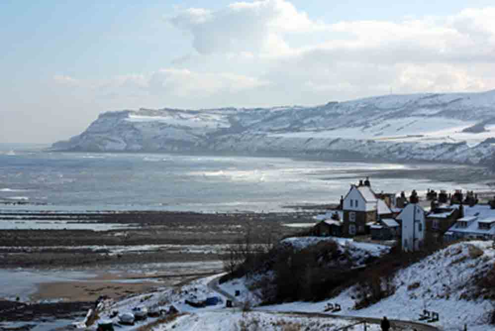 View of Robin Hoods Bay, Robin Hoods Bay