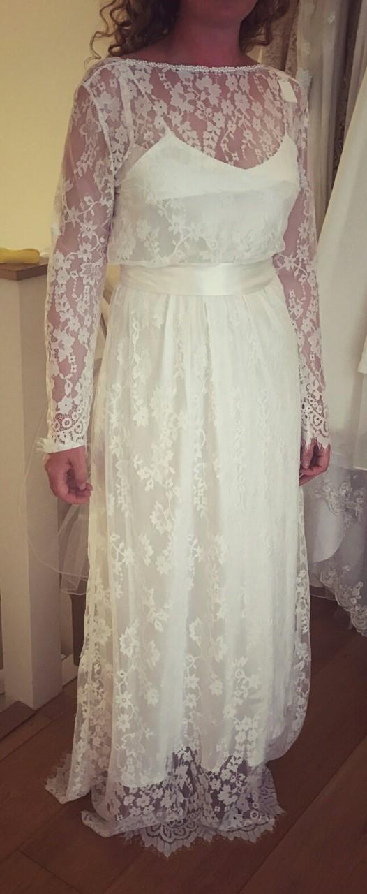 bohemian wedding dresses in Brighton