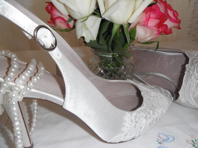 we sell vintage bridal wear