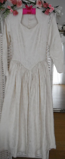 Primrose is a vintage wedding dress