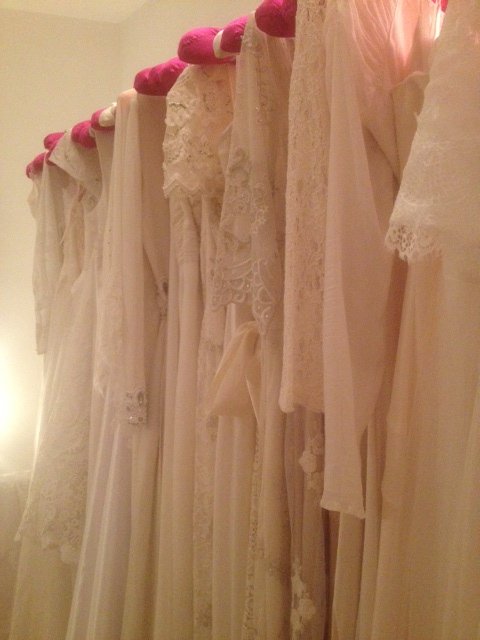 Brighton Vintage Wedding Dresses.