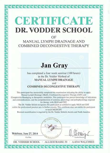 Holistic Clinical Aromatherapy and Therapeutic Massage Diploma