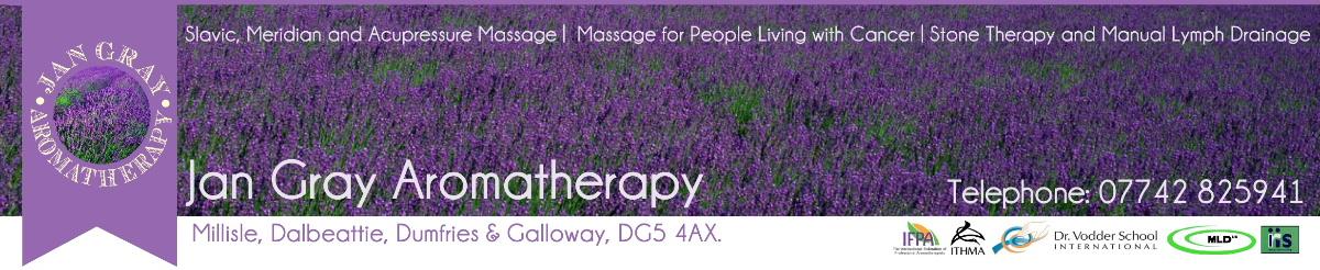 Jan Gray Aromatherapy Dalbeattie