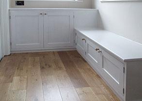 Bespoke cupboard