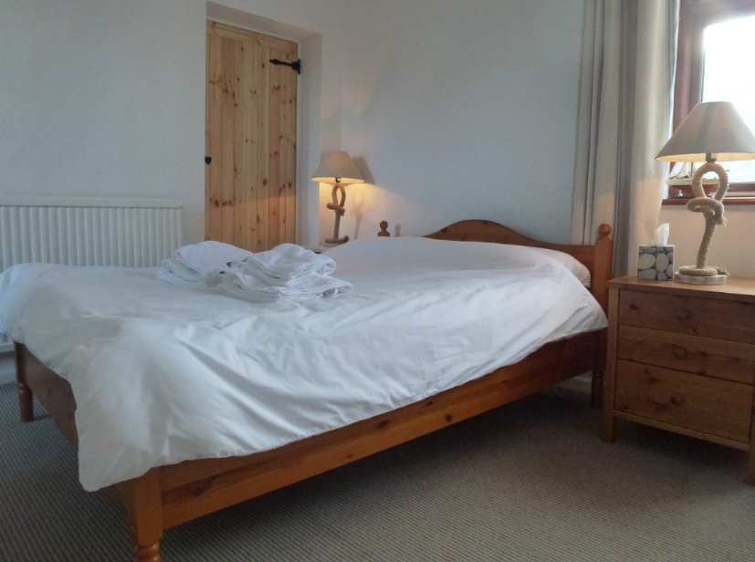 Port room double bed