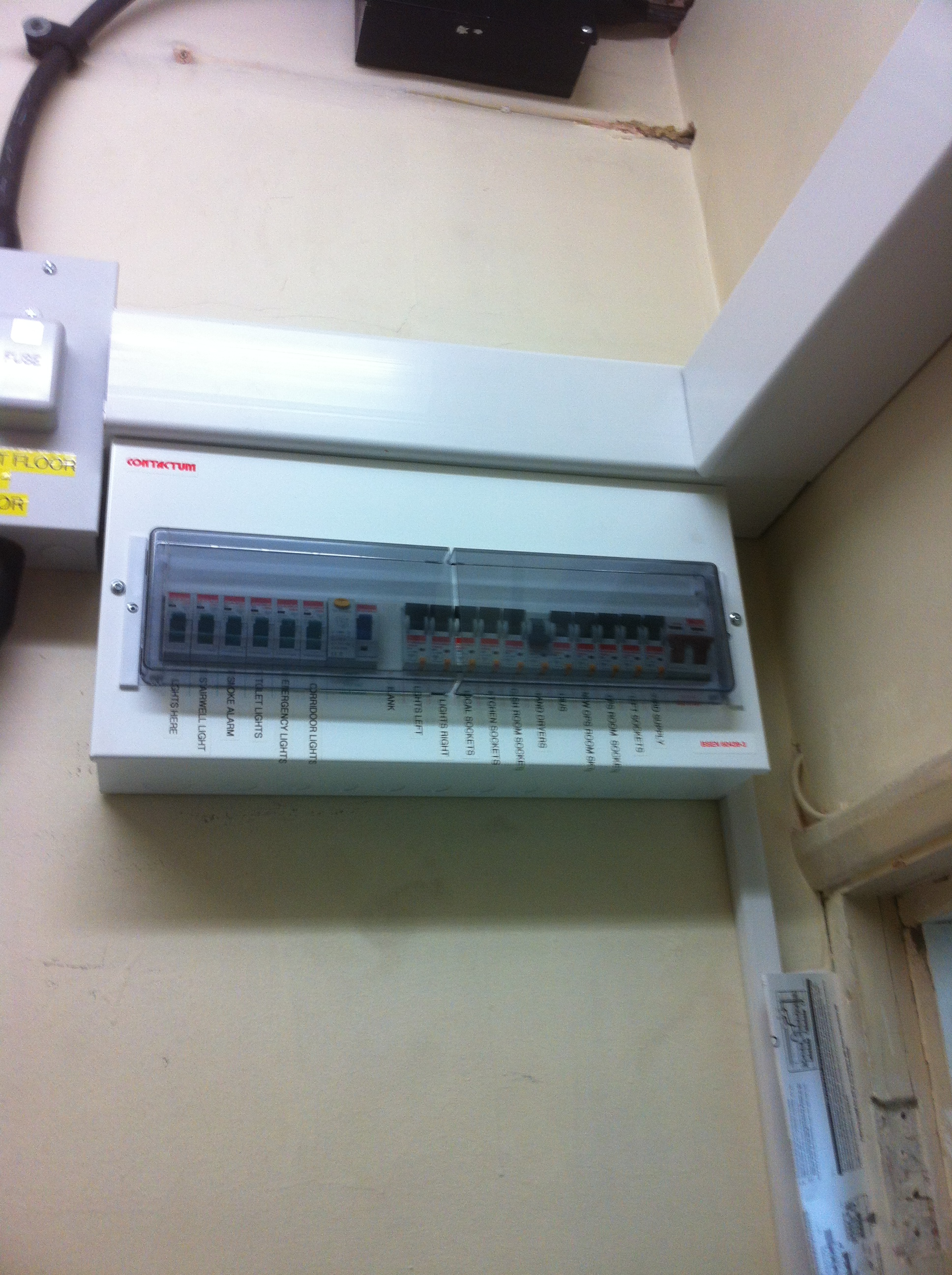 Commercial Electrical 3 Phase Installations