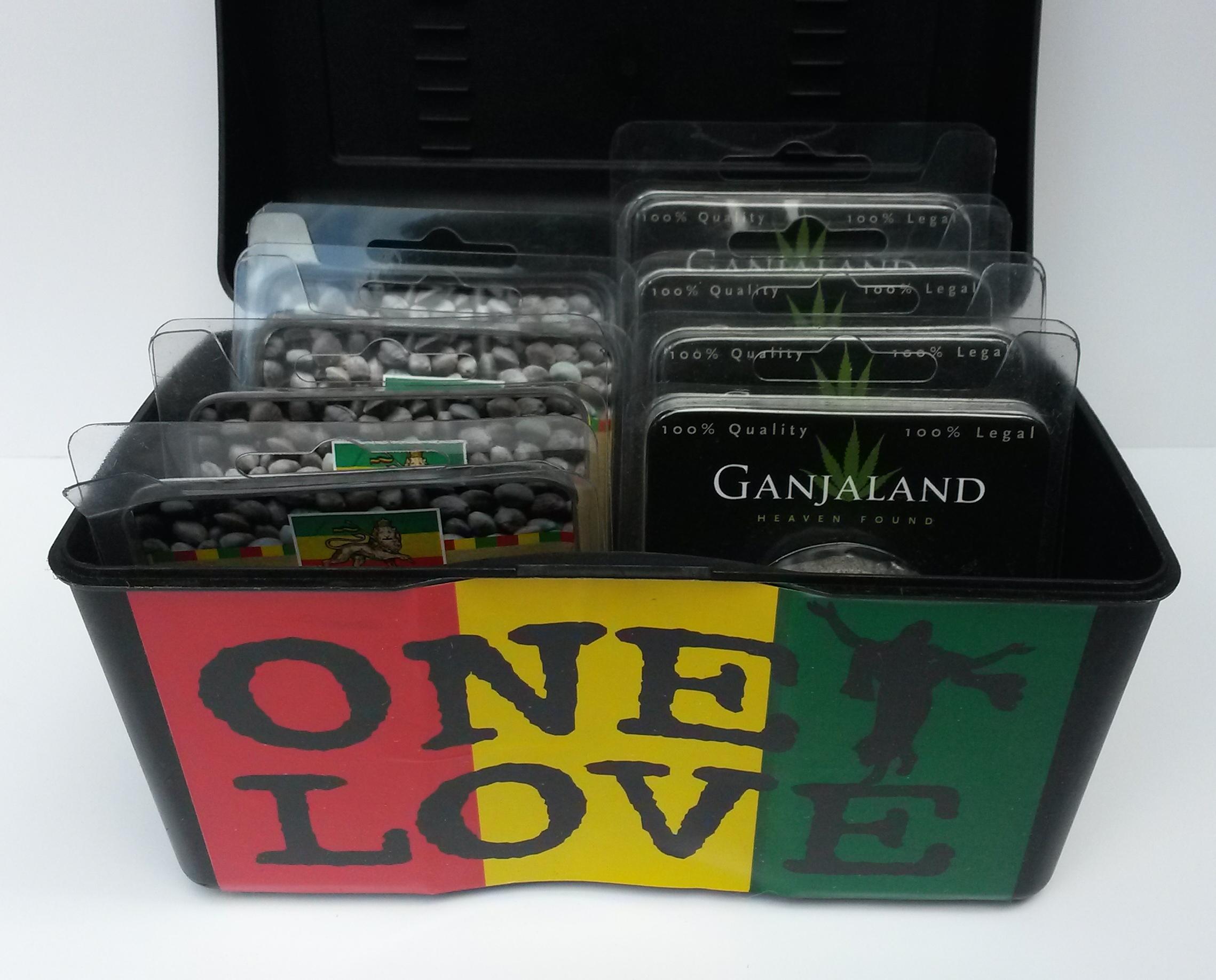 Ganjaland Cannabis Seeds
