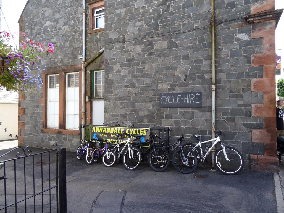 Annandale Cycles Moffat