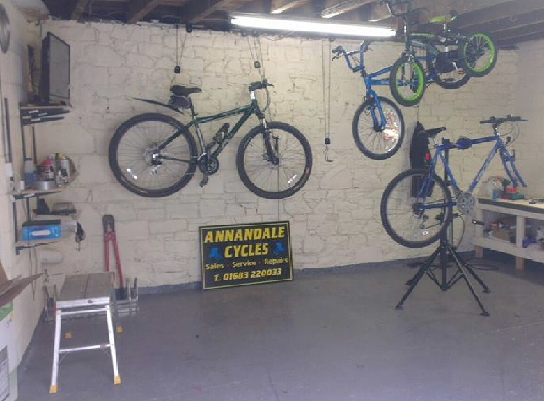 Cycle Repairs Moffat