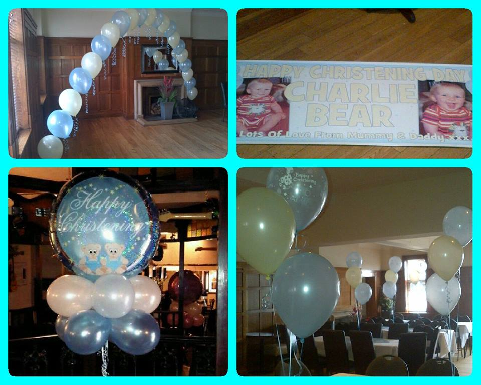 Christening & Children's parties