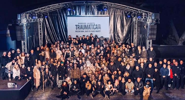 Traumatica Horror Nights 2019 - Europa Park, Germany