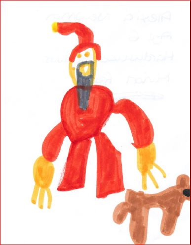 Alexia Newman age 6