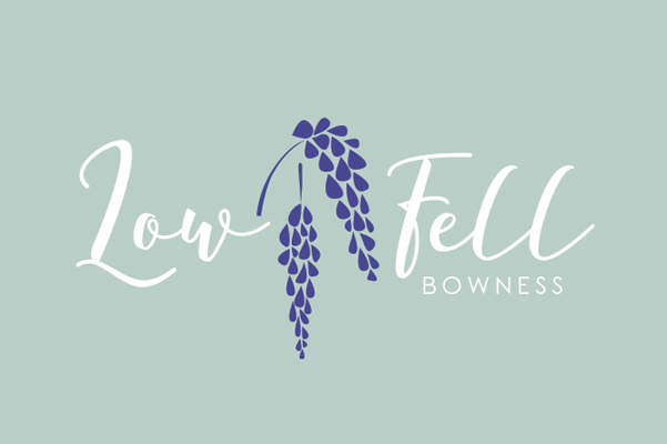 Low Fell in Bowness Property Logo Design.