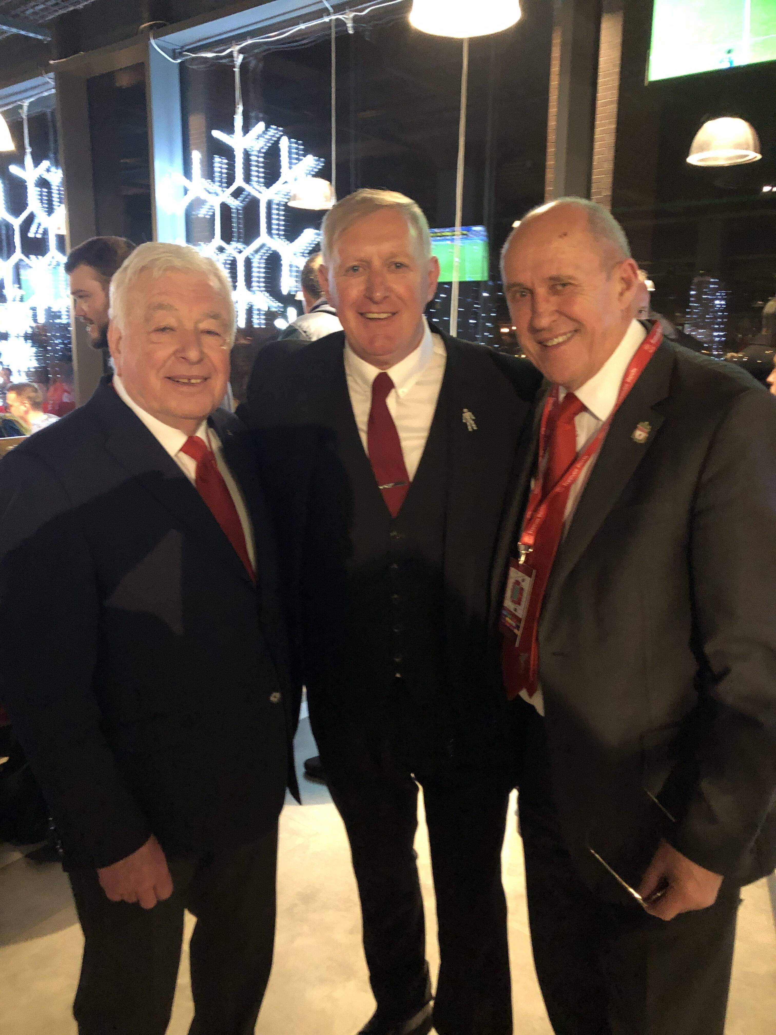 Q & A's with Ian Callaghan & Phil Neal