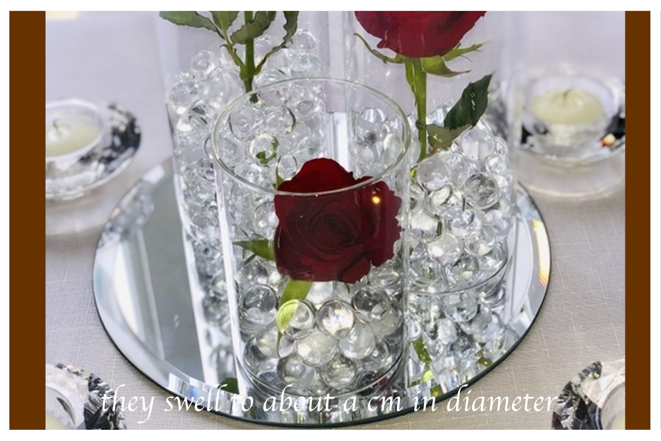 water beads in vasejpg