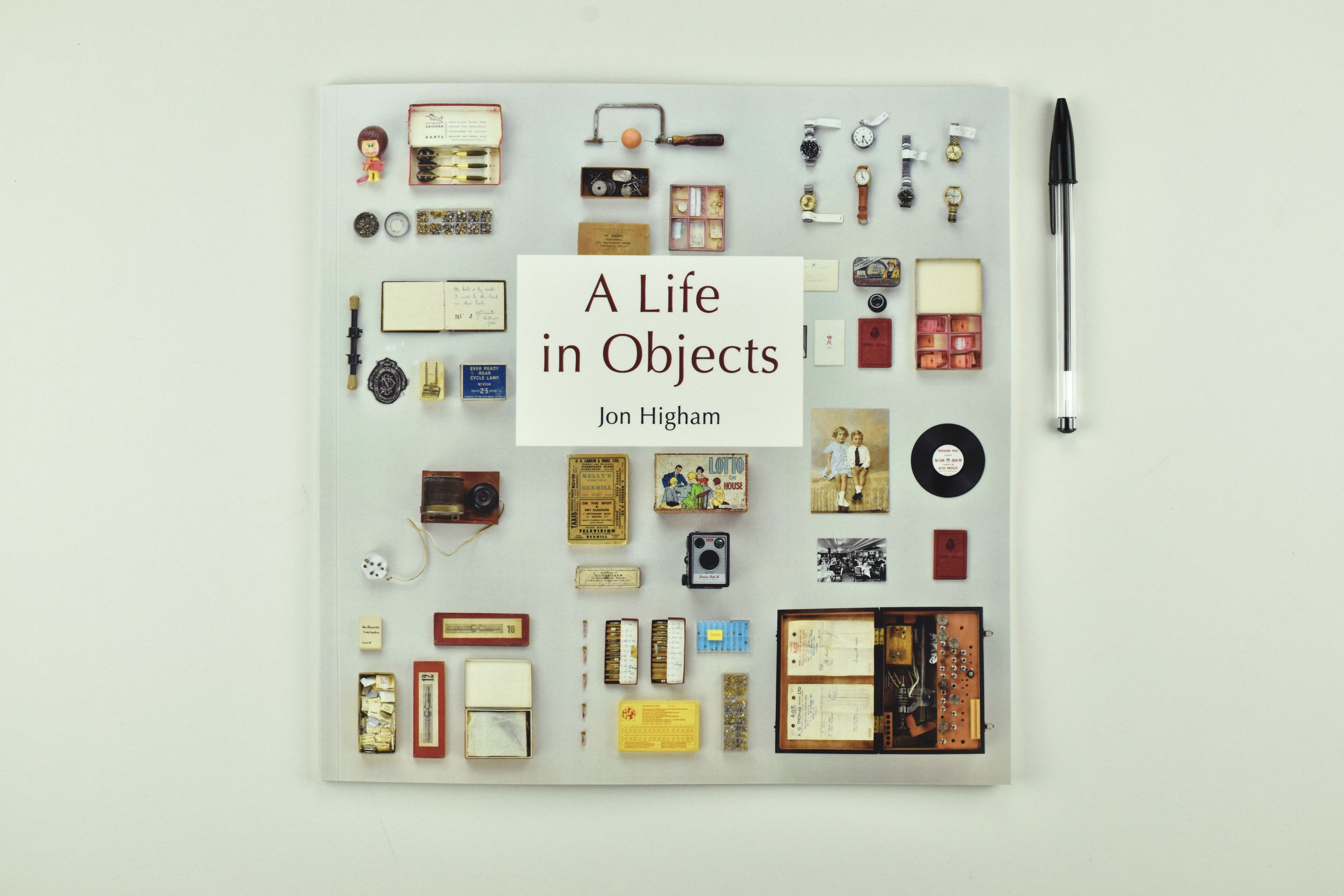 A Life in Objects (UK Order)