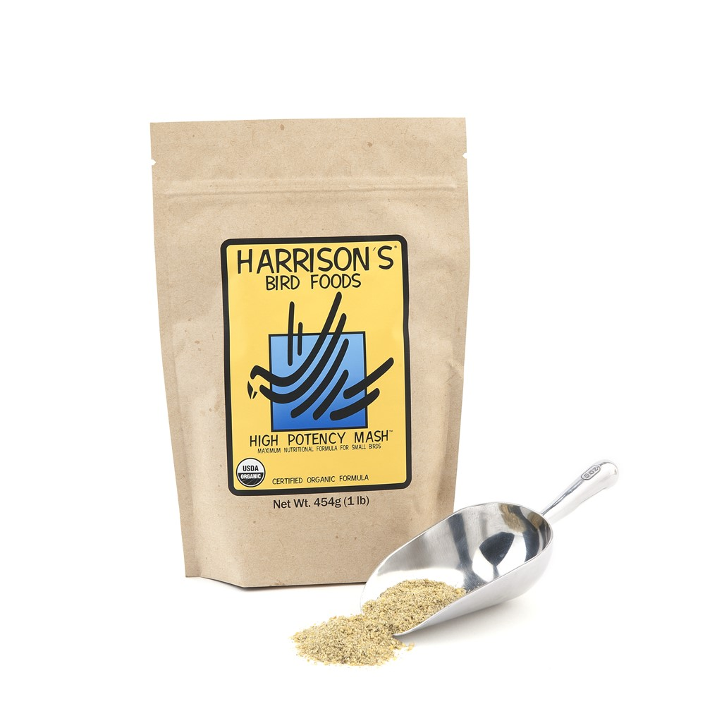 Harrison's Bird Foods High Potency Mash