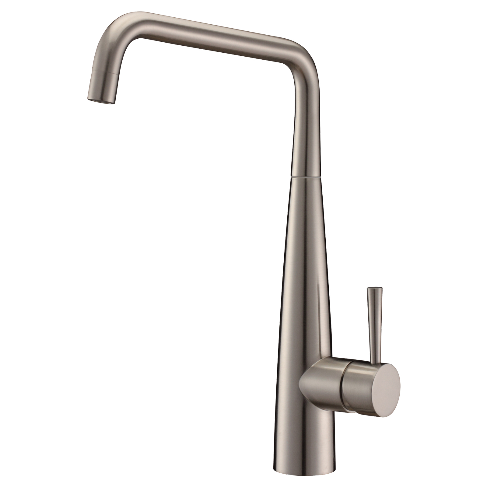 Lusso Luna Kitchen Mixer Tap (Brushed)